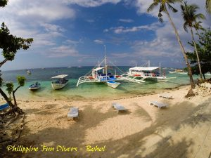 Our Dive Boats