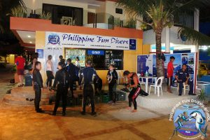 Philippine Fun Divers Alona Beach Panglao Bohol outside view 4