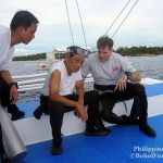 Philippine Fun Divers - Divers Alona Beach Panglao Bohol President Ramos 4