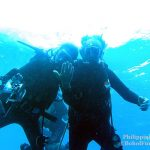 Philippine Fun Divers - Divers Alona Beach Panglao Bohol President Ramos 7