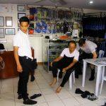 Philippine Fun Divers - Divers Alona Beach Panglao Bohol president Ramos 1
