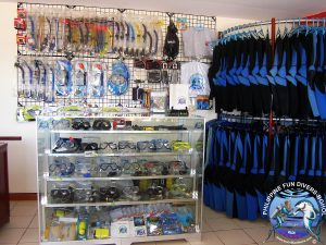 Philippine Fun Divers dive center inside 4