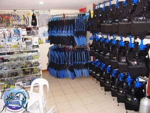 Philippine Fun Divers dive center inside 6