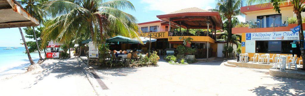 Alona Beach Lost Horizon Beach Resort